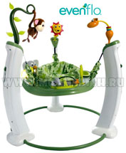 Игровой центр Evenflo ExerSaucer Safari Friends 61731197 (61711197)