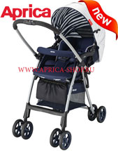 Детская коляска Aprica Luxuna Light CTS Navy 92978 NEW!