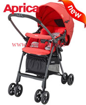 Детская коляска Aprica Luxuna Light CTS Red 92977 NEW!