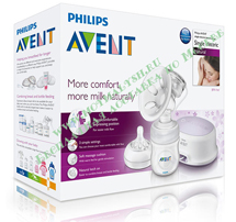 Молокоотсос Philips Avent Natura SCF 332/01 NEW!
