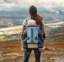 Кенгуру BabyBjorn One Outdoors NEW!