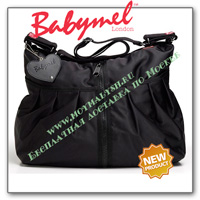 Сумка Babymel Amanda Zipper NEW!