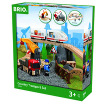 Набор Brio Country Transport Set 33109 NEW!