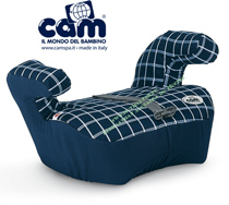 Автокресло Cam Cushion