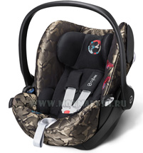 Автокресло Cybex Cloud Q Butterfly NEW!