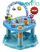 Игровой центр Evenflo ExerSaucer™ Day At The Beach 61611439 NEW!