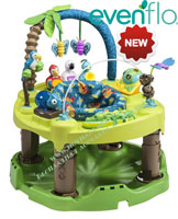Игровой центр Evenflo ExerSaucer™ Life in the Amazon 62311422 NEW!