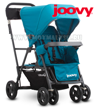 Детская коляска Joovy Caboose Ultralight Graphite (для погодок) NEW!