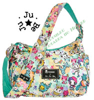 Сумка Ju-Ju-Be Hobobe Tokidoki NEW!