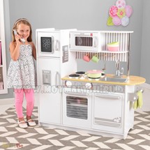 Кухня Kidkraft Uptown White Kitchen 53335 NEW!