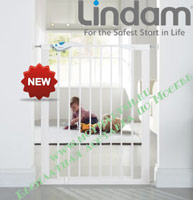 Барьер Lindam Easy Fit Plus Deluxe Tall 75-82 см 051300 NEW!