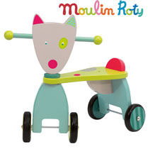 Каталка Moulin Roty Ride on Wolf 629682 NEW!