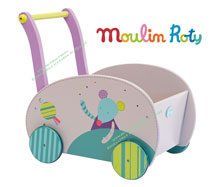 Каталка Moulin Roty Walking trolley 629686 NEW!
