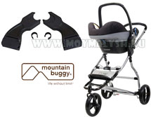 Адаптер Mountain Buggy Swift для Maxi-Cosi
