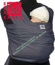 Слинг-шарф Red Castle Wrap Baby Carrier