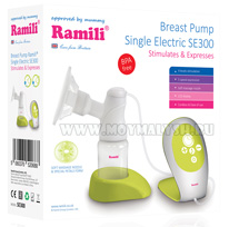 Молокоотсос Ramili Single Electric SE300 NEW!