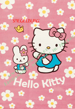 Ковер Böing Carpet Hello Kitty НК-26D NEW!